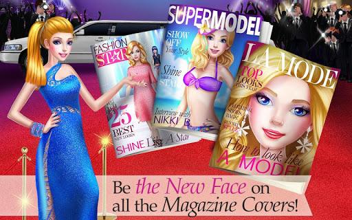 Supermodel Star - Fashion Game  screenshots 2