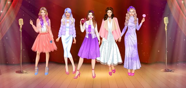 Superstar College Girls Makeover 1.1 Screenshots 11