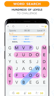 WordFind - Word Search Game 1.5.7 screenshots 1