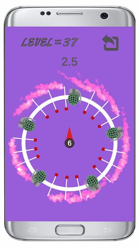 Throw Pin : Free Fire Game  screenshots 2