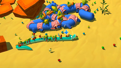 Snake Rivals - New Snake Games in 3D apktreat screenshots 2