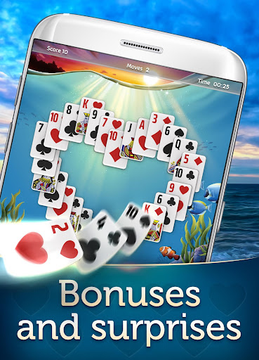 Magic Solitaire - Card Games Patience 2.10.1 screenshots 4
