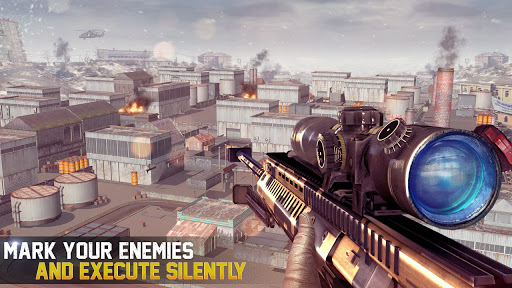 Sniper Shooting Battle 2020 u2013 Gun Shooting Games  screenshots 16