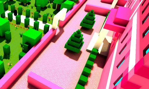 Pink Princess House Craft Game 2.7 screenshots 6