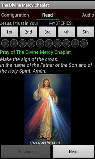 Divine Mercy Chaplet 6.2 Screenshots 1