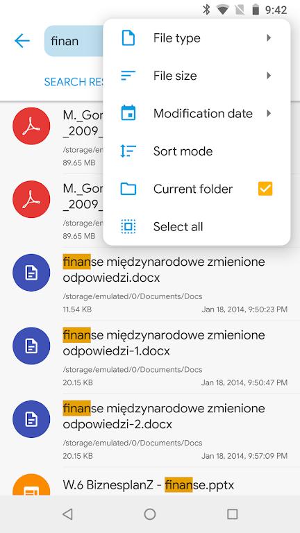 Solid Explorer File Manager  poster 2