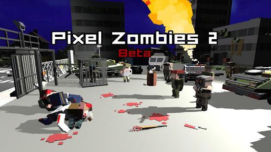 Pixel Zombies 2 0.2.2 screenshots 1