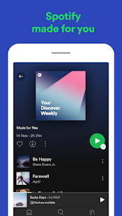 Spotify Listen to new music v8.5.83.1075 Final Mod APK 6