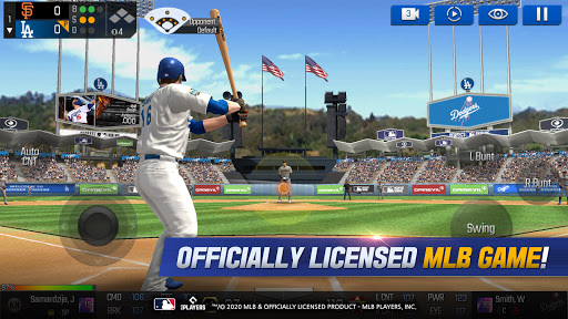 MLB Perfect Inning 2020 apkslow screenshots 1
