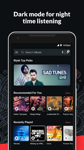 Wynk Music- New MP3 Hindi Songs Download HelloTune  screen 0
