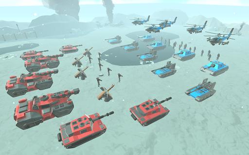Army Battle Simulator modavailable screenshots 4
