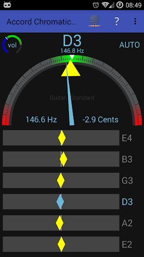 Accord Chromatic Tuner modavailable screenshots 1