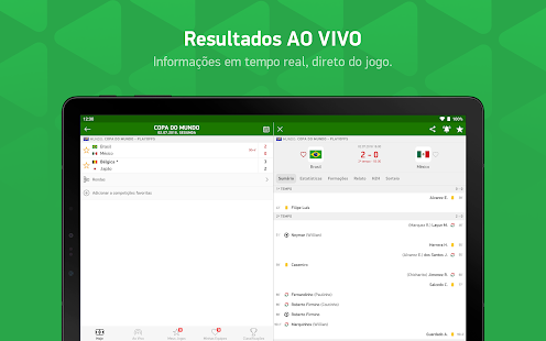 FlashScore Brasil 3.13.1 Screenshots 7