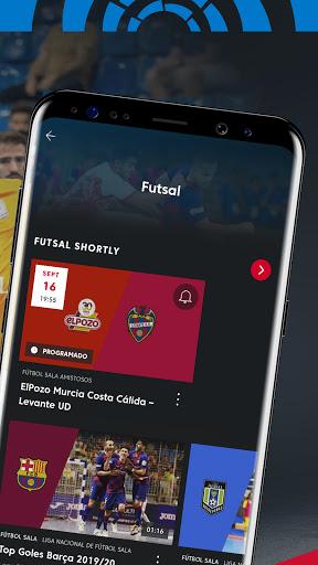 LaLiga Sports TV - Live Sports Streaming & Videos 7.5.0 screenshots 2