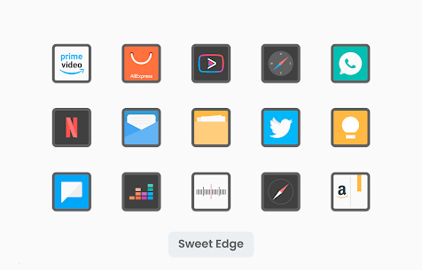 Sweet Edge Apk- Icon Pack 1.8 (Paid) Download 4