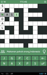 Image For TTS Pintar 2021 - Teka Teki Silang Offline Versi 1.7.1 6