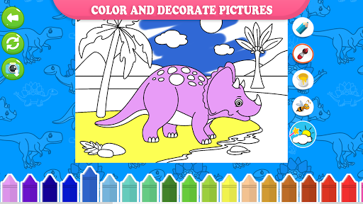 Dinosaur Puzzles for Kids  screenshots 3