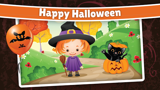 Halloween Puzzle for kids & toddlers 🎃 Latest screenshots 1