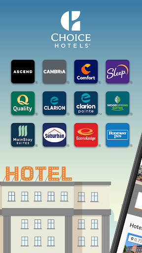 Choice Hotels Screenshot 1