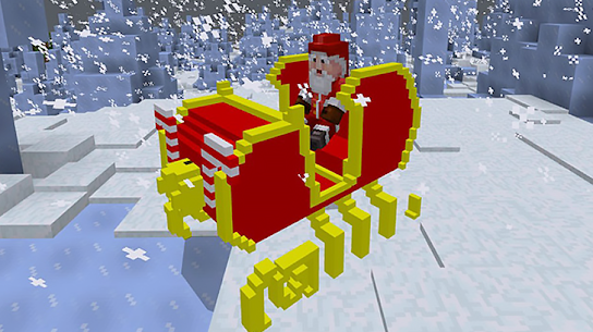 Christmas maps for Minecraft For Pc (Download For Windows 7/8/10 & Mac Os) Free! 1