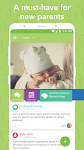 screenshot of Ovia Parenting: Baby Tracker, Breastfeeding Timer