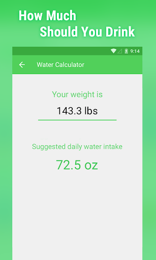 Water Drink Reminder  Screenshots 7