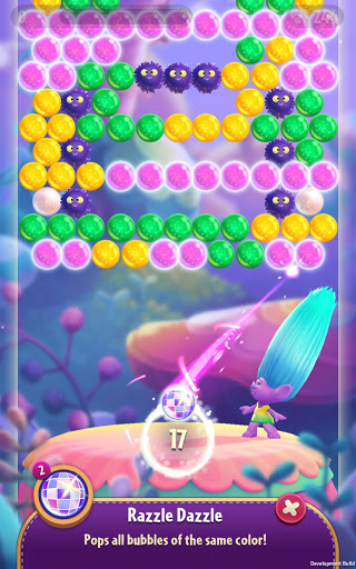 DreamWorks Trolls Pop: Bubble Shooter & Collection  screenshots 16