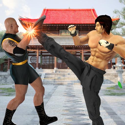 Kung fu fight karate offline games 2020: New games