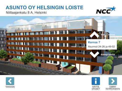NCC Helsingin Loiste screenshots 2