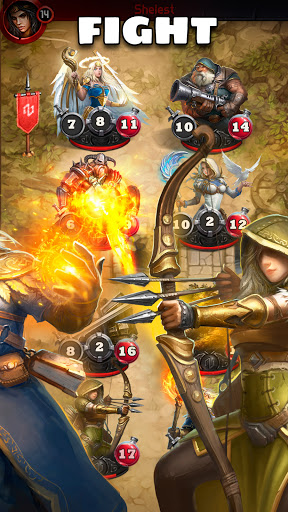 Card Heroes - CCG game with online arena and RPG 2.3.1948 screenshots 3