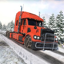Offroad Mud Truck Driving: Snow Game 2021 APK