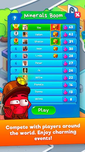 ?sugar heroes - world match 3 game! screenshot 3
