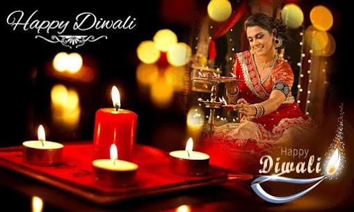 Happy Diwali Photo Frame 2020, Diwali Photo Editor 1