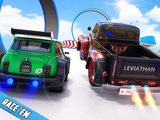 Car Stunts 3D Free- Impossible Ramp Car Stunt 2021 4.4 screenshots 7