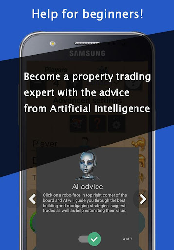 Quadropoly Best AI Board Business Trading Game android2mod screenshots 11