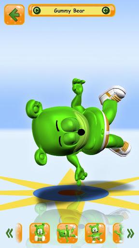 Talking Gummy Free Bear Games for kids 3.5.0 screenshots 2