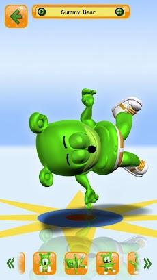 Talking Gummy Free Bear Games for kidsのおすすめ画像2
