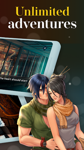 Is it Love? Stories - Interactive Love Story apkpoly screenshots 5