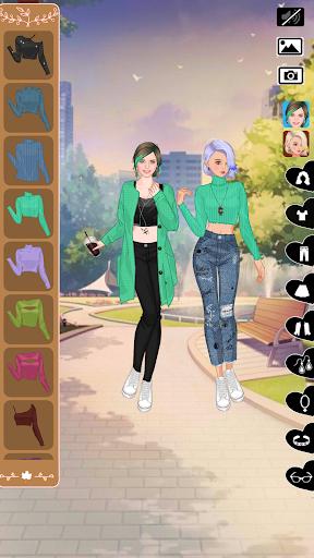 Autumn fashion game for girls 7.2 screenshots 14