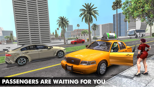 City Taxi Driver 2021 2: Pro Taxi Games 2021 0.1 screenshots 7