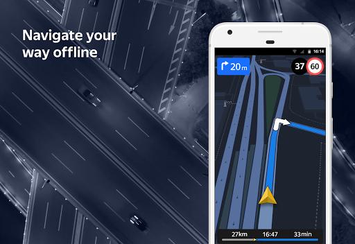 Yandex.Navigator 5.12 Screenshots 4