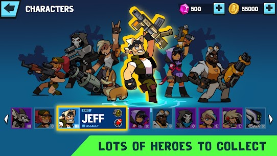 Bombastic Brothers – Top Squad.2D Action shooter. 1.5.54 5