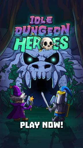 Idle Dungeon Heroes apkpoly screenshots 4