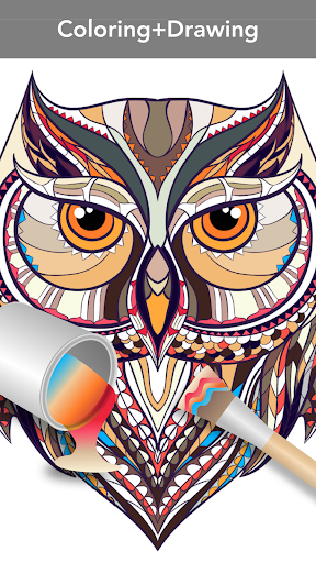 Coloring Book for family 3.2.1 screenshots 20