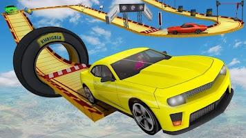 Crazy Car Stunt Driving Games - New Car Games 2020