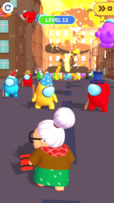 Granny vs Impostor: Spy Master Android App Screenshot
