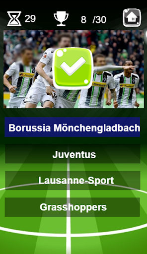 football logo quiz screenshot 3