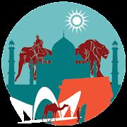 INDIA Tourist Guide  Icon