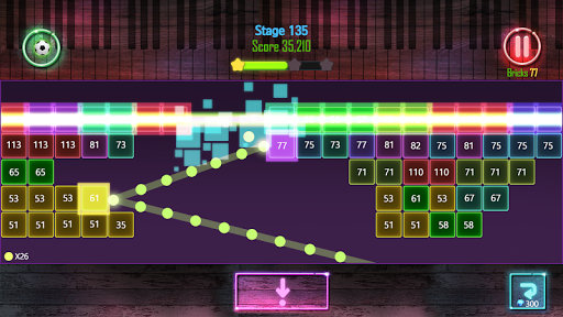 Bricks Breaker Melody 1.0.34 screenshots 22