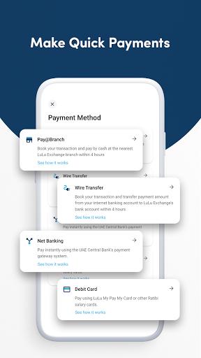 Lulu Money- Send Money, Instant Money Transfer android2mod screenshots 5